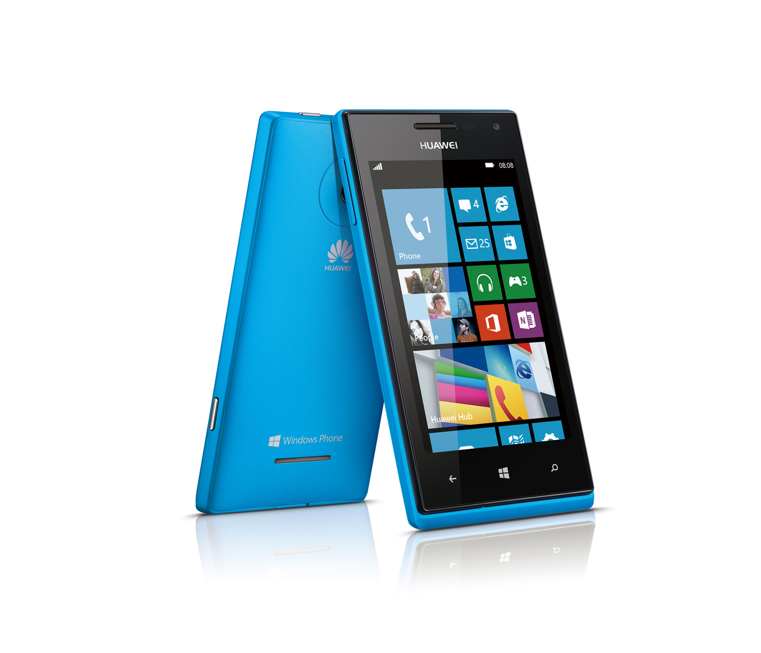 Huawei's first Windows Phone 8 smartphone available from ...