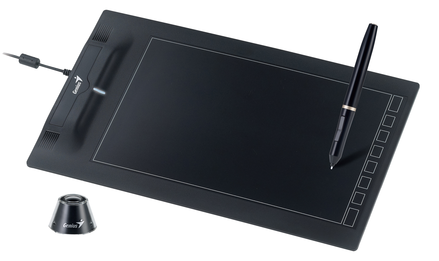 Genius Graphic Tablet Lets You Sketch With Precision