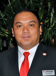 Jeff Castillo, Country Managing Director of Fortinet Philippines.