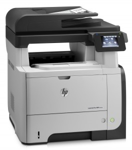 The HP LaserJet Pro Enterprise MFP 521dw.  SRP:Pph44,500.00
