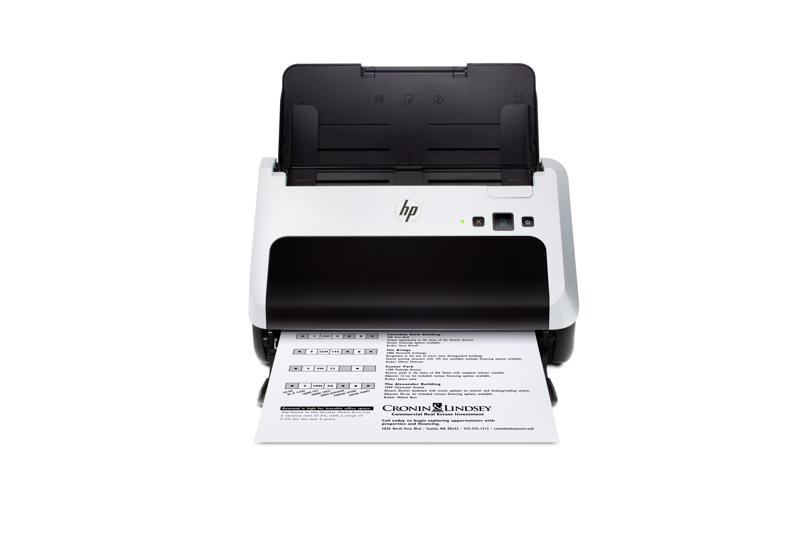 New HP multifunction printers and scanners for cost-conscious firms