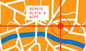 Kaspersky Remote Block and Wipe