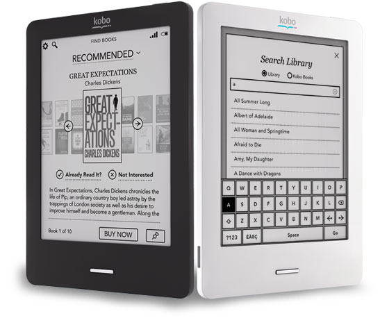 KOBO TOUCH, Php4,599