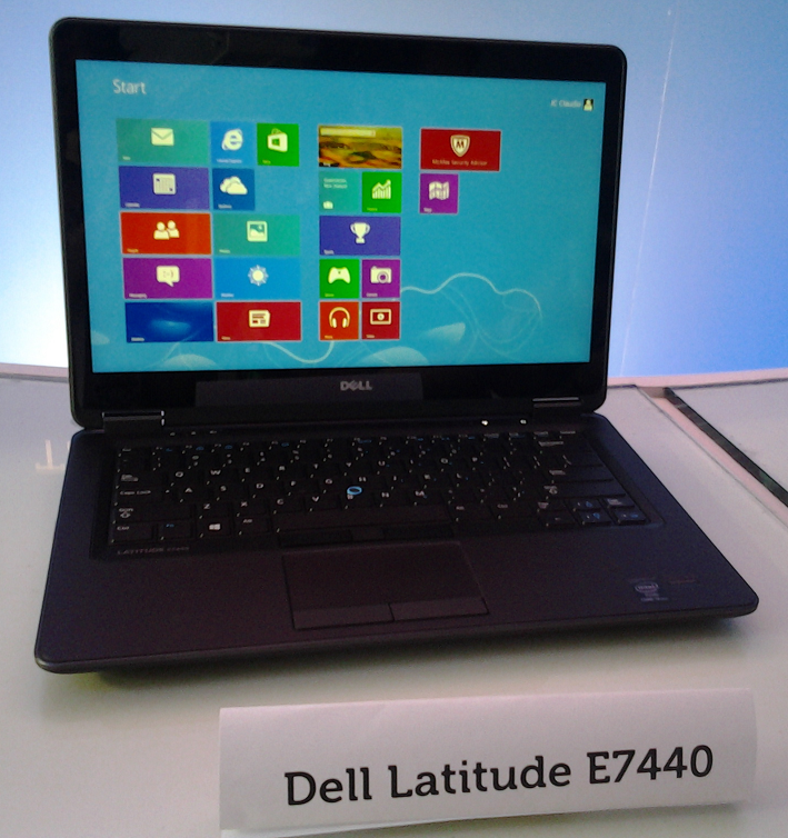 Dell rolls out new Windows 8 machines powered by Intel's Haswell