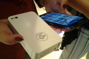 LG Photo Printer device