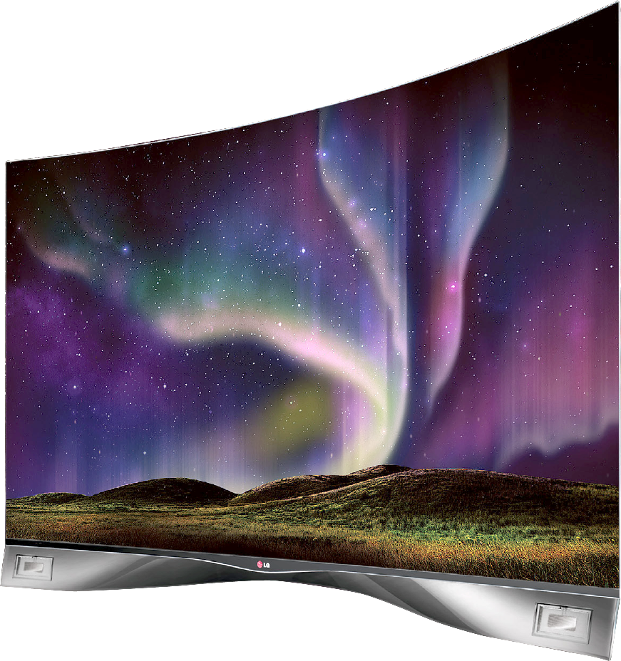 Latest Lg Tv Technology To Come In Flat And Curved