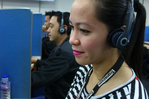 Transcom agents  use Jabra GN 2025, mainly running on Avaya and Cisco platforms, among others.
