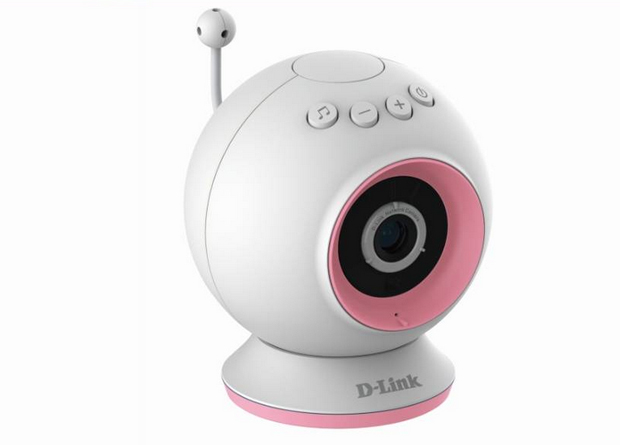 D Link Launches Dcs 825l Mydlink Baby Camera Upgrade