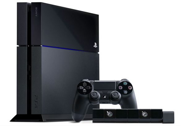 The PS4 System