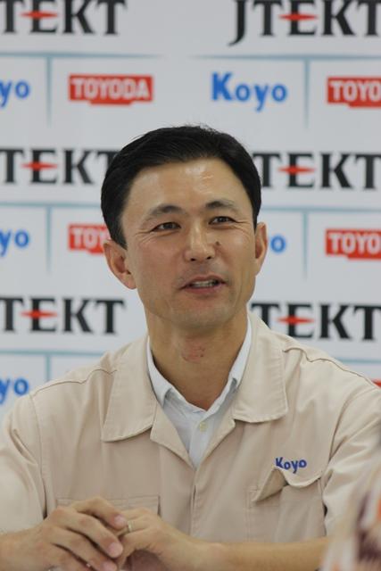 Takashi Ito, KMP President