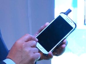 SatSleeve for Samsung Galaxy S4