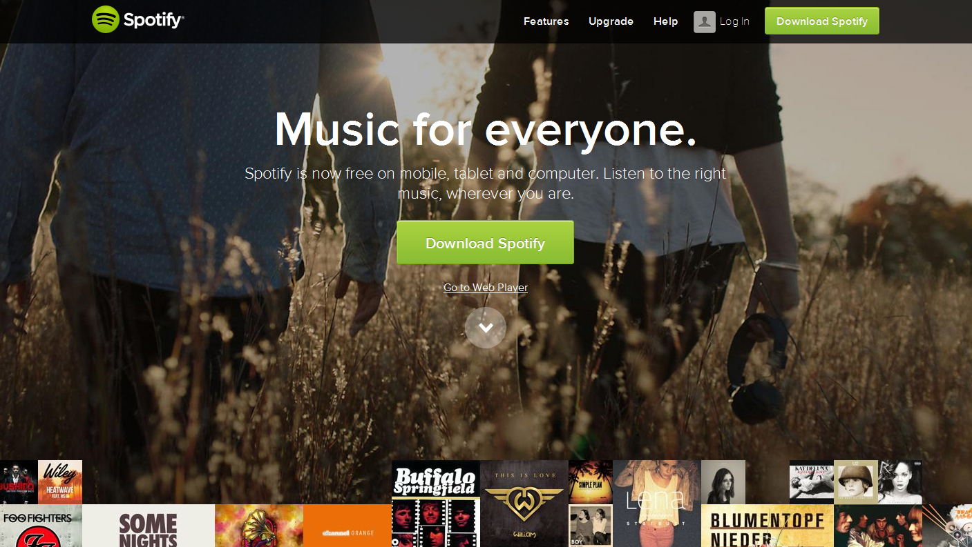 Spotify now streaming in PH