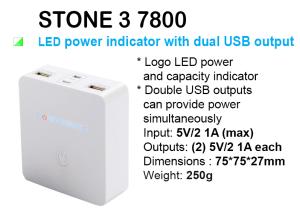 Powerocks Stone 3 7800