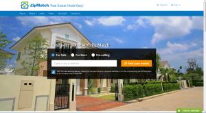 ZipMatch Website