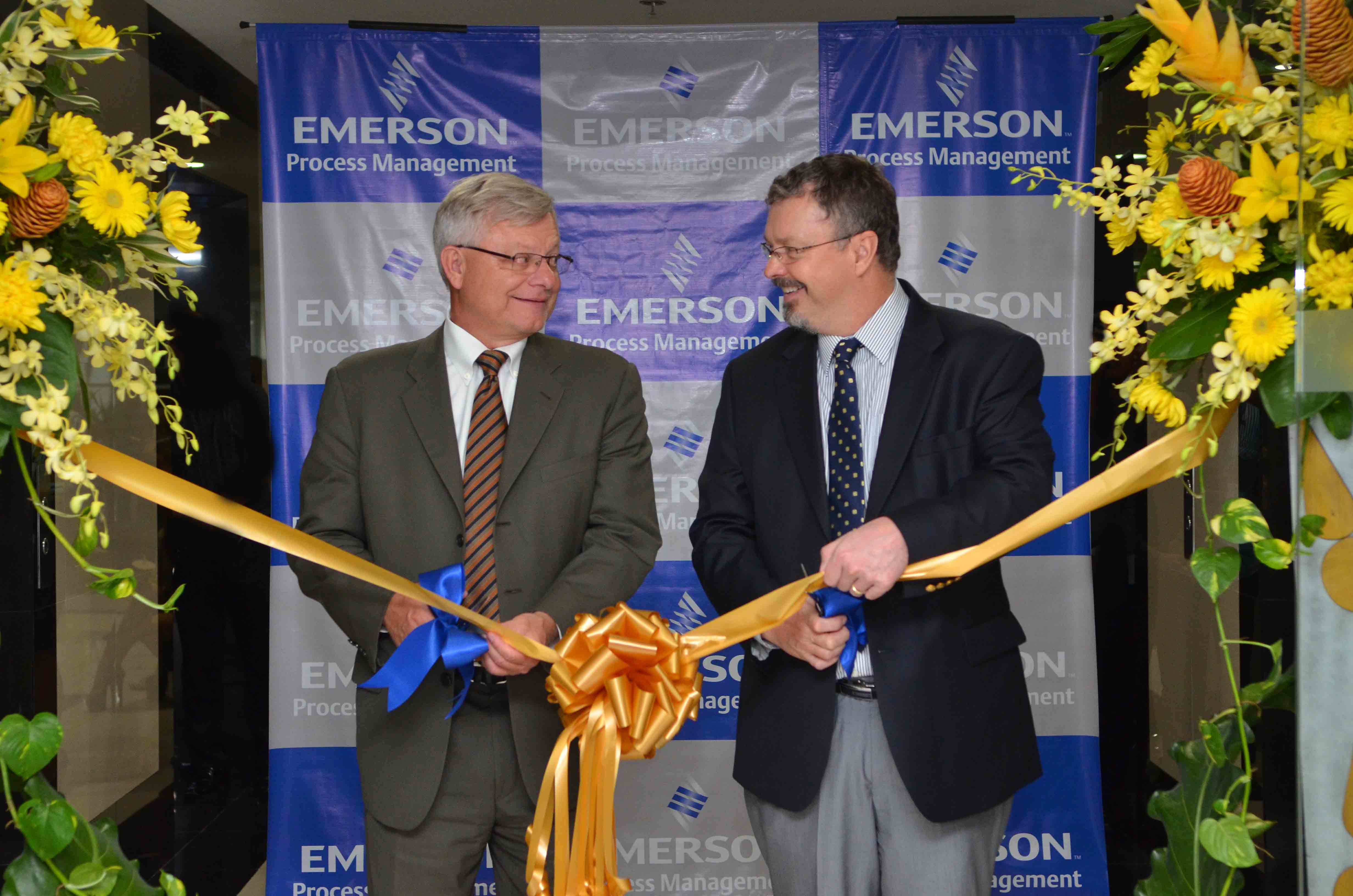 Talented workforce prompts Emerson to put up new shared