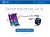 Globe's Portal for the Galaxy Note 4 Portal