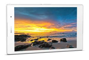 The Xperia Z3 Tablet Compact