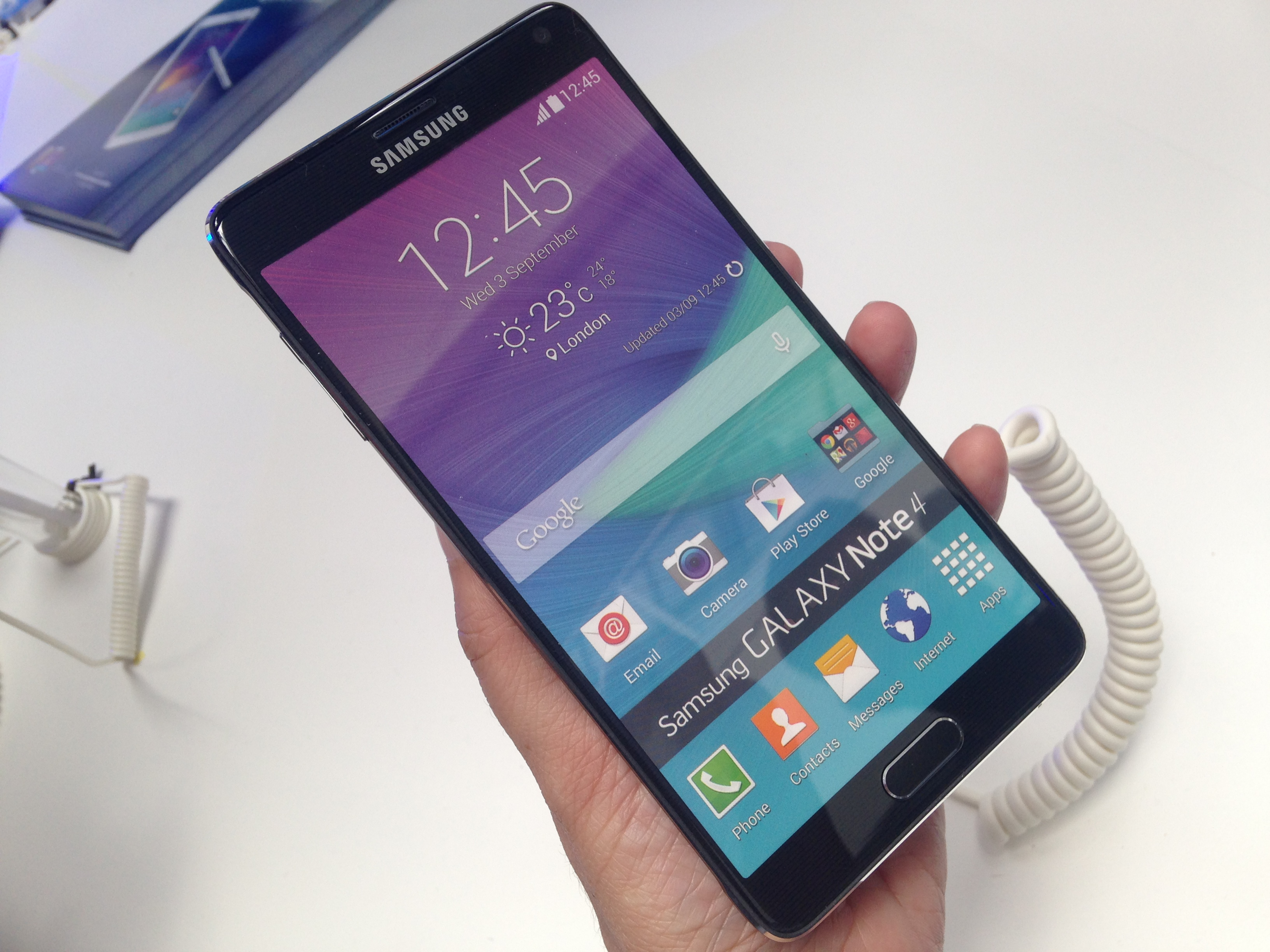 Samsung Galaxy Note 4 now available in PH - Upgrade Magazine