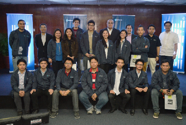 Participants of the IBM Bluemix Challenge