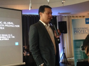 """""""Many enterprises in the Philippines are still ill-prepared to face the protection challenges that come with emerging data storage technologies."""" Ronnie Latinazo, Country Manager at EMC Philippines."""