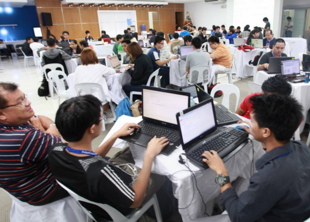 Globe lends support to ps philgeps hackathon upgrade for Self magazine customer service