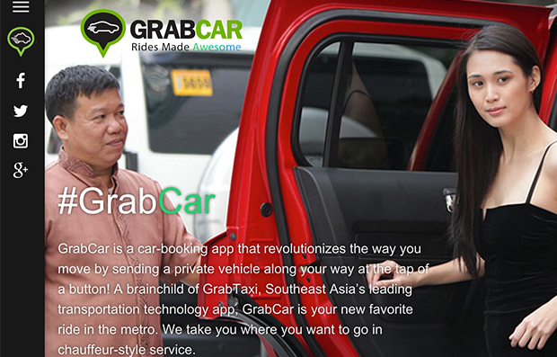 Grabcar Launched Allows Access To Luxury Cars Upgrade Magazine