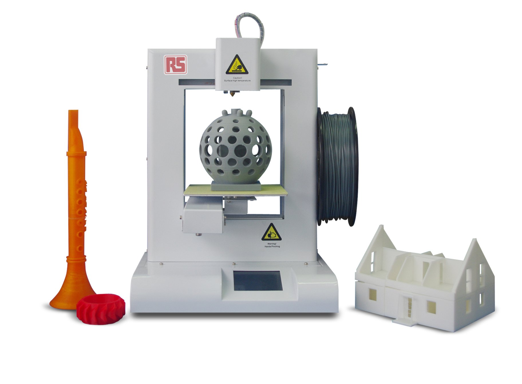 Professional-quality 3D printer enables rapid prototyping ...