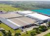 Epson Precision (Philippines) Inc., with the blue area showing the planned site of the new plant