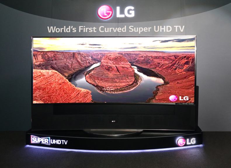 9a76404a7ab LG introduces world s first 105-inch Curved Super UHD TV - Upgrade ...