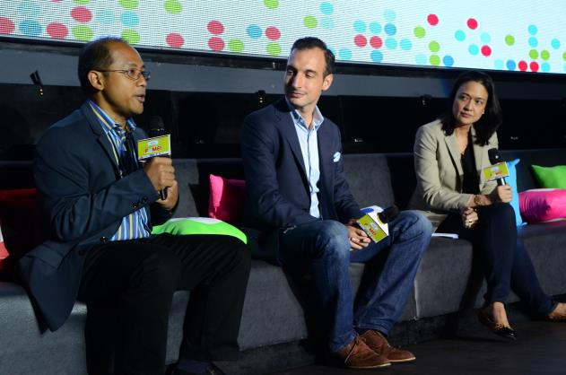 Google Philippines Country Head Ken Lingan, Dailymotion Partnerships Director Clement Gosse, and Smart FVP and Head of Data Services Michele Curran discuss interesting trends for video consumption among Filipinos, especially on mobile phones.