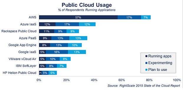 FIGURE 2. PUBLIC CLOUD USAGE