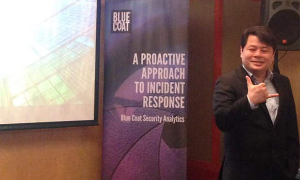 """After noting what others go through, CIOs often ask: 'When will it be me?' The goal here is for them not to have to ask this anymore by providing them a solution,"" said Matthias Yeo, chief technology officer for Asia Pacific of Blue Coat Systems."
