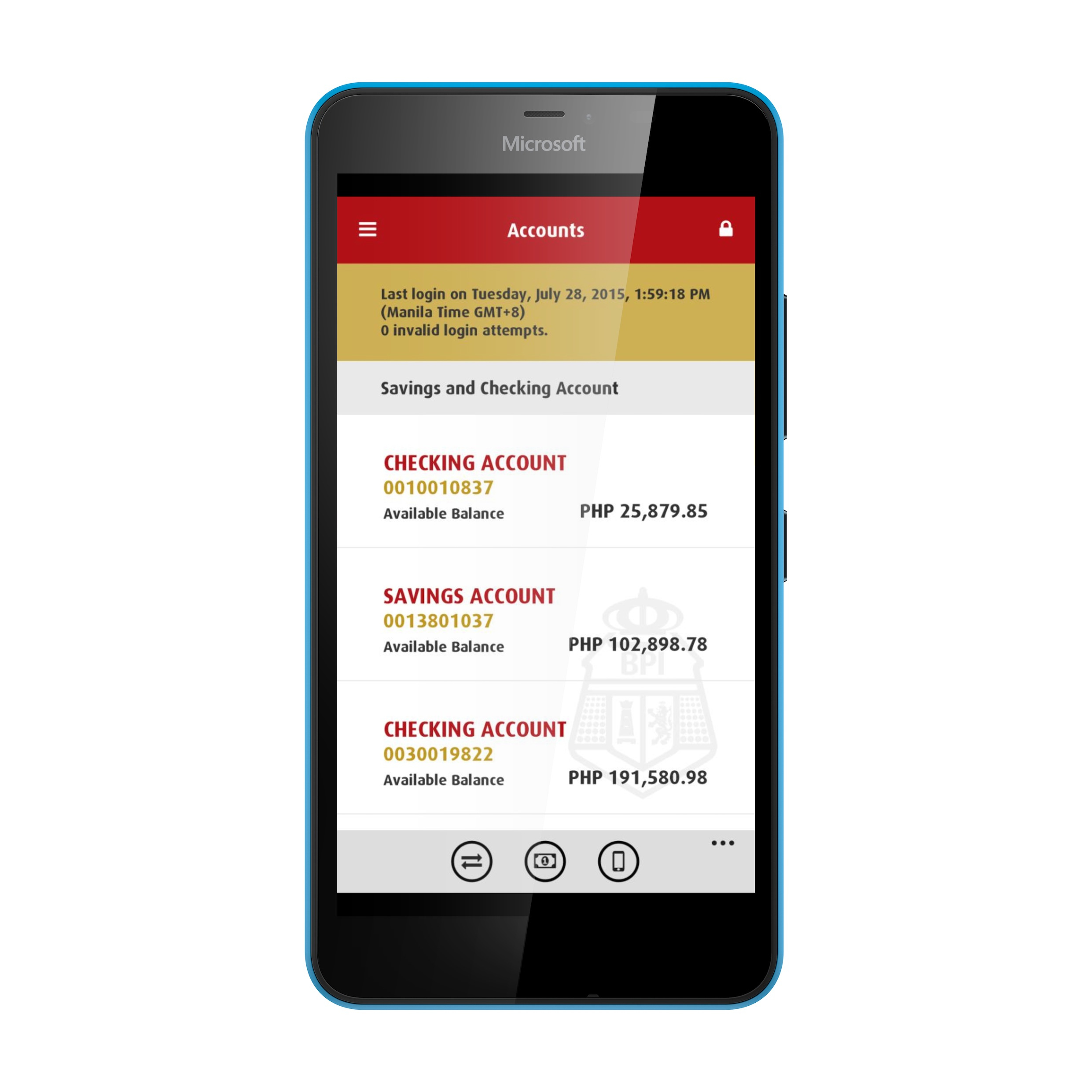 BPI introduces mobile banking app for Windows – Upgrade ...