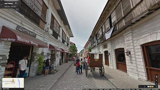 Street View Imagery Of Ph Now Live On Google Maps Upgrade Magazine