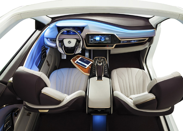 Yanfeng Automotive Interiors Offers Look Into Future Of