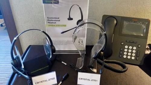 Crystal Headsets