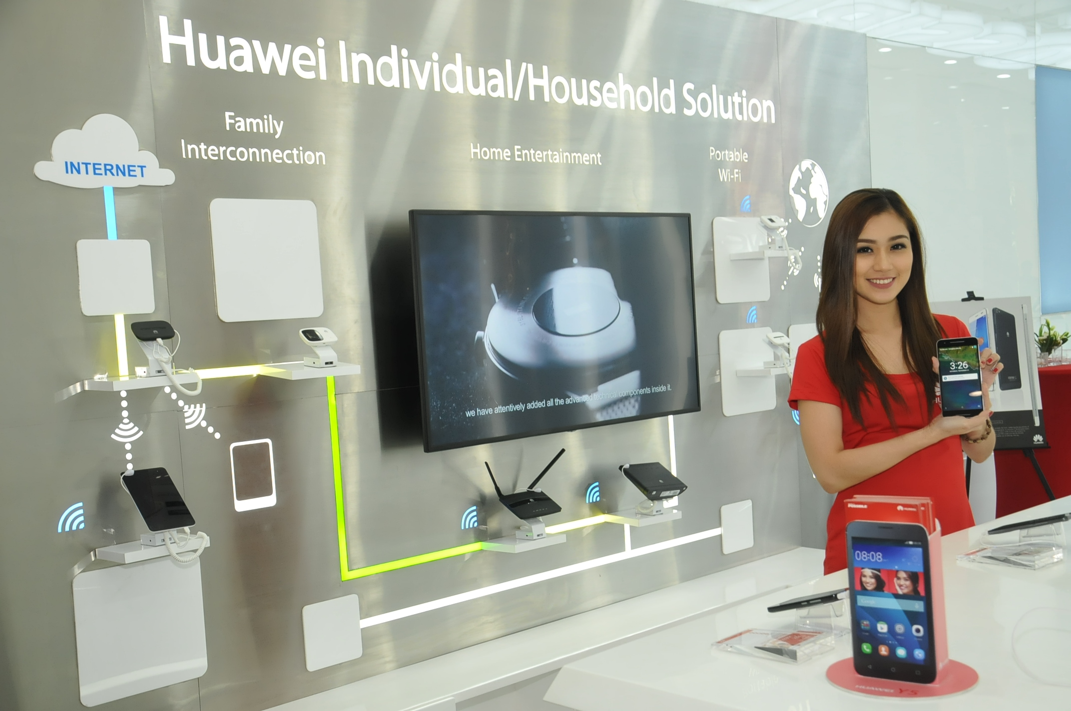 Huawei Opens Its First Experience Store In Ph Upgrade