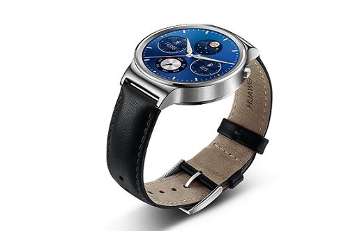 The Huawei Watch Classic