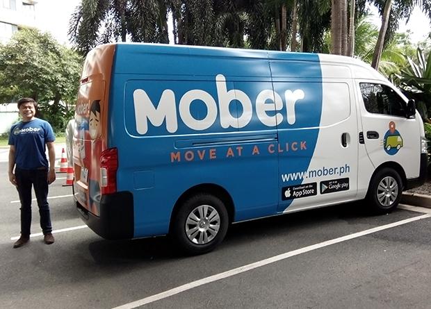 Mober van