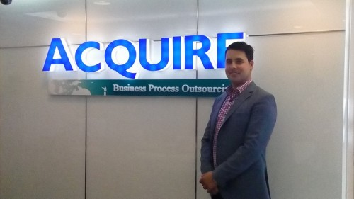 Scott Stavretis, Chief Executive Officer at Acquire BPO