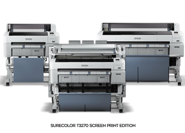 Epson launches wide-format SureColor screen print edition