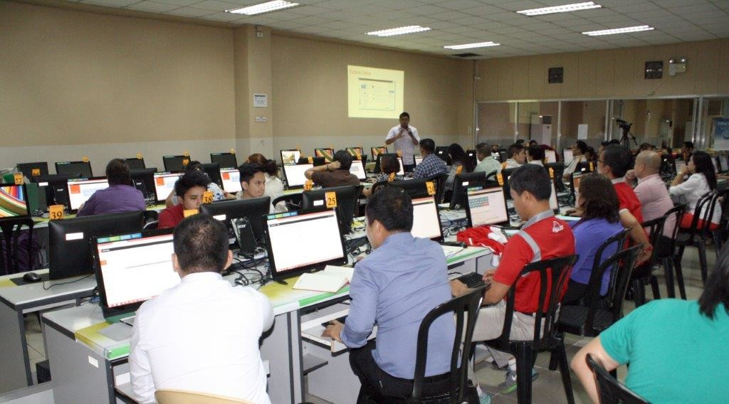 Oriention_Faculty_Admin_LPU Manila Campus