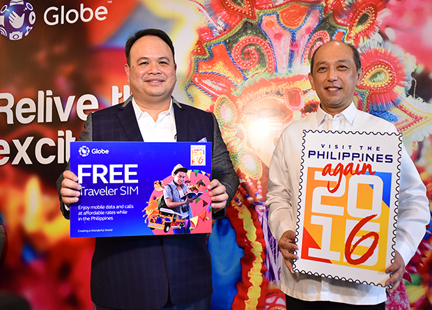 Globe Telecom, Tourism Promotions Board partner to offer