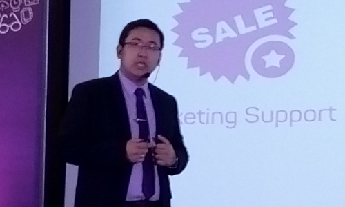 Nelson Liao, CEO, YiLinker Philippines