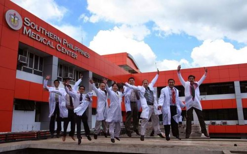 Photo_Southern Philippines Medical Center Upholds Davao's Healthcare Standards Through Microsoft Solutions