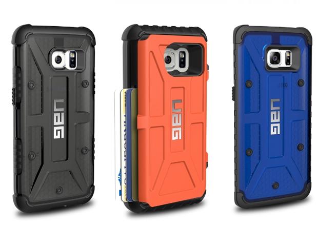 premium selection da05d 4cb23 Urban Armor Gear launches three new cases for Samsung Galaxy S7 ...