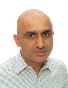 Zakir Ahmed, Vice President and General Manager, Asia, Netsuite