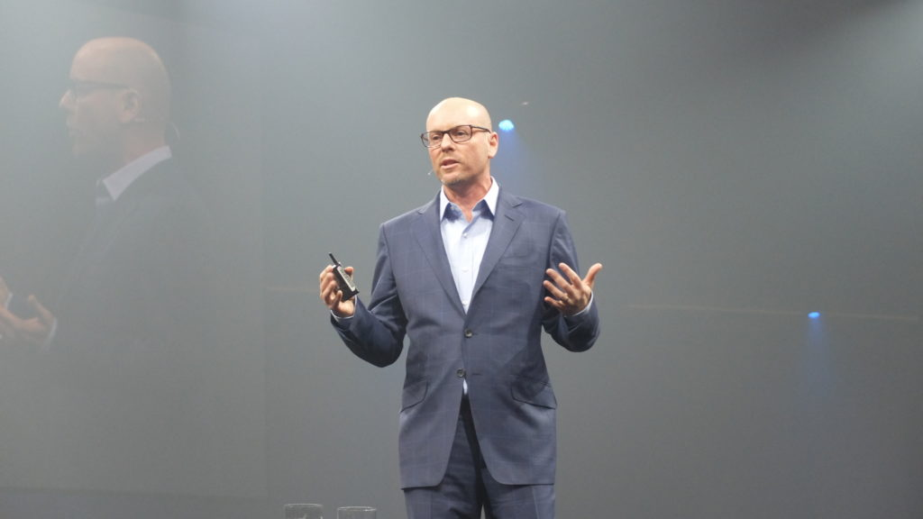"NetSuite Founder and CTO, Evan Goldberg: ""We have been boldly growing."" PHOTO: MELBA BERNAD"