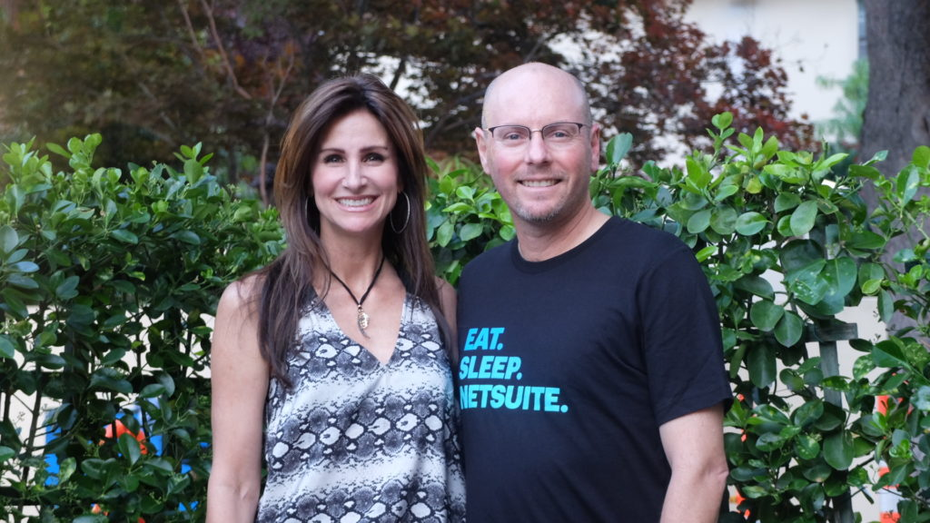 NetSuite's Evan Goldberg, along with his wife Cindy, have established the BRCA Foundation and committed $10M to accelerate positive health outcomes not only for his family, but the estimated X# of people in the U.S. who carry BRCA gene mutations. PHOTO: MELBA BERNAD