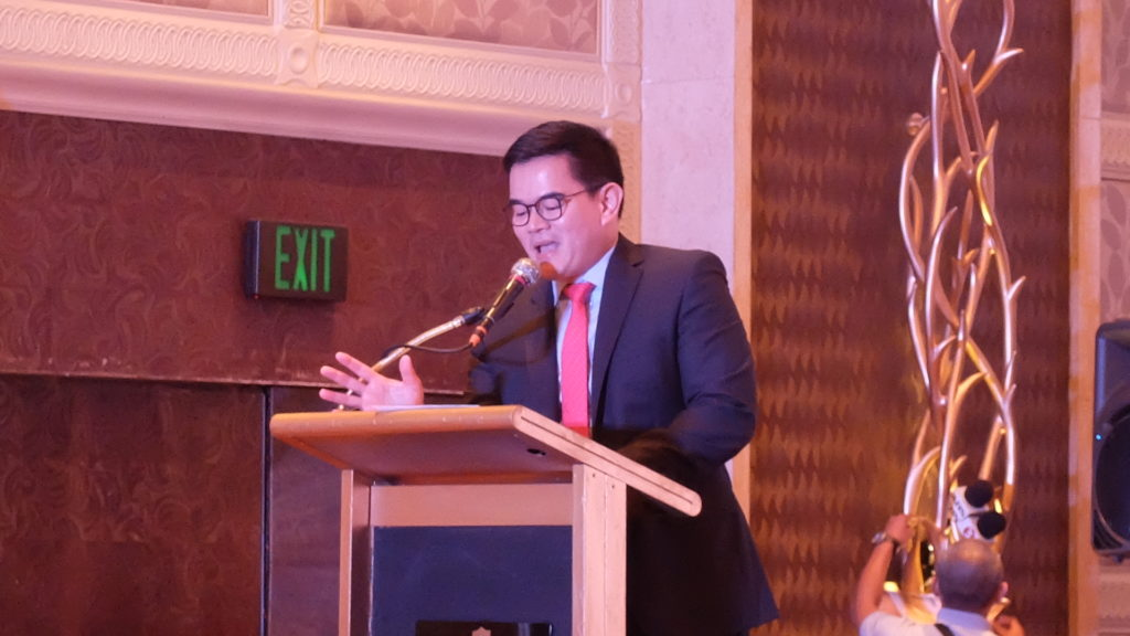 Benedict Hernandez, Chairman of the IT & Business Process Association Philippines' Executive Committee. PHOTO: MELBA BERNAD